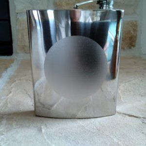 NWOT - Stainless Steel Flask